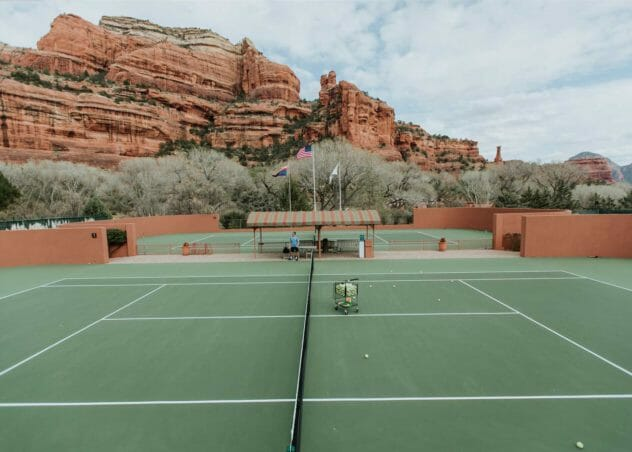 Sedona Tennis Courts