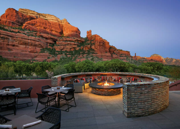 Tii Gavo Patio | Sedona Restaurants