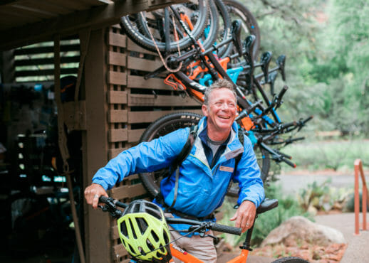 Steve Tedrick | Mountain Biking in Sedona