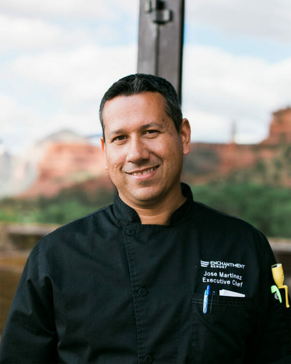 Executive Chef Jose Martinez | Enchantment Resort