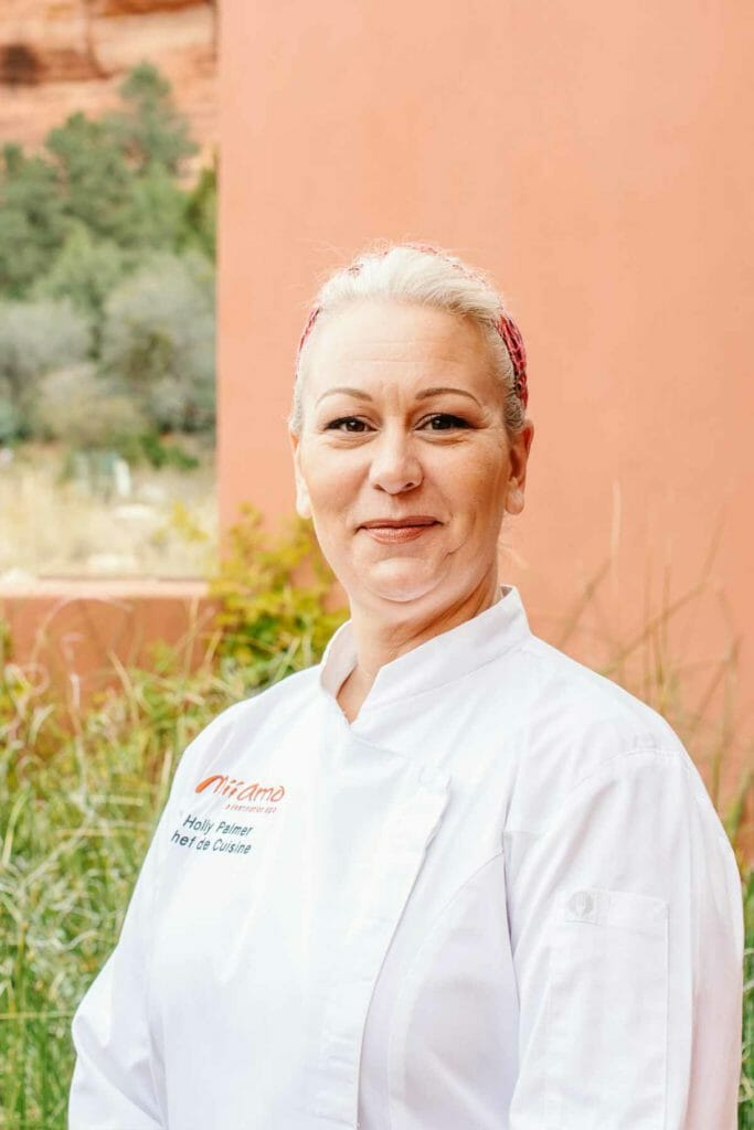 Chef Holly Palmer | Mii amo a destination Spa Resort