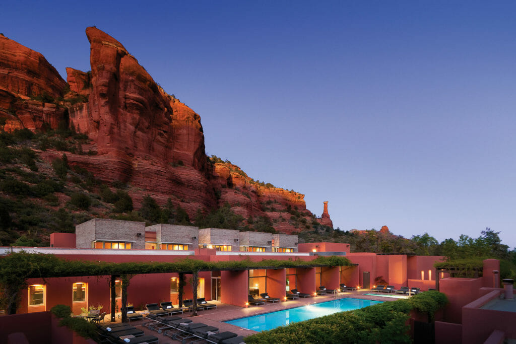 All-Inclusive Wellness Spa Resort in Sedona, AZ | Mii amo