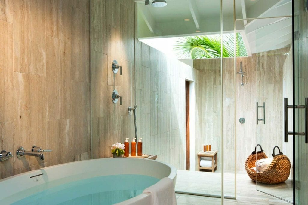Bathroom Villas | Cove Eleuthera Resort Bahamas