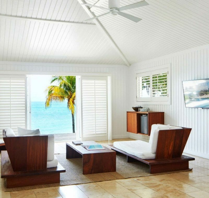 Oceanfront Master Cove Suite | Cove Eleuthera