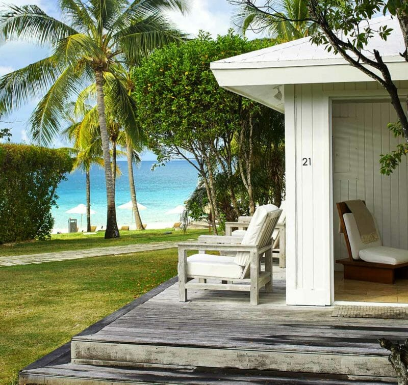 Arawak Studio exterior | The Cove Eleuthera Resort