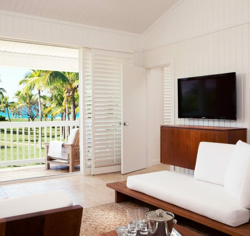 Sanctuary Guestroom | The Cove Eleuthera resort