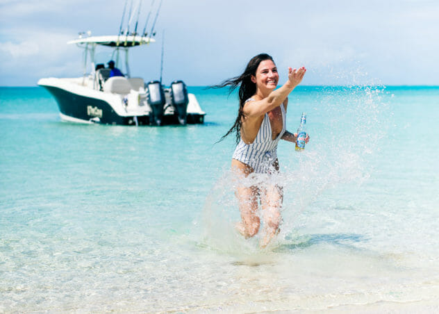 Boating excursions in Eleuthera