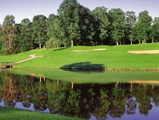 Virginia Golf Courses | Golden Eagle Golf