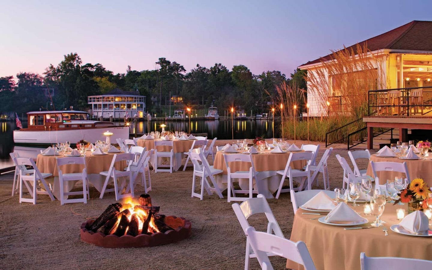 Meeting Venues Chesapeake Bay Resort | Tides Inn