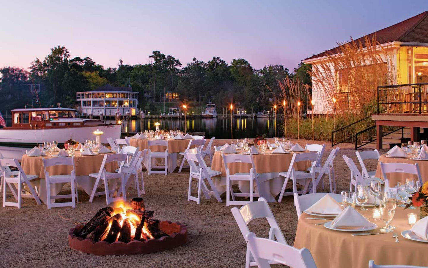 Waterfront Event Space in Virginia | Tides Inn