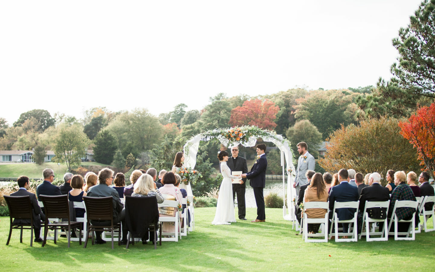 Chesapeake Bay Wedding Venues | Tides Inn