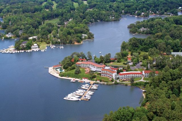 Chesapeake Bay Resort | Tides Inn