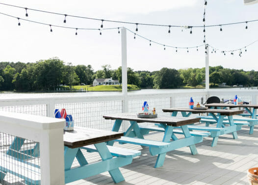 Fish Hawk Restaurant | Tides Inn