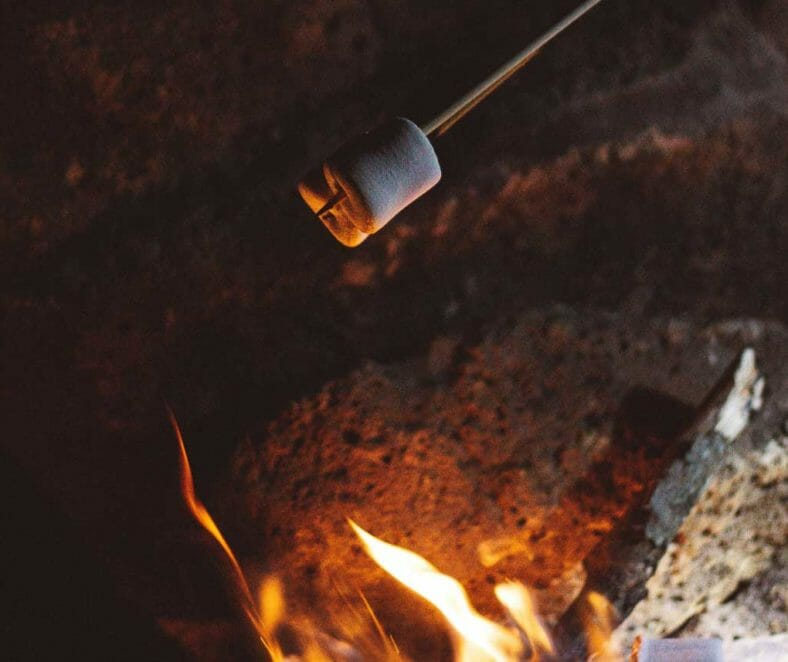 Smores Roasting Resort | Tides Inn