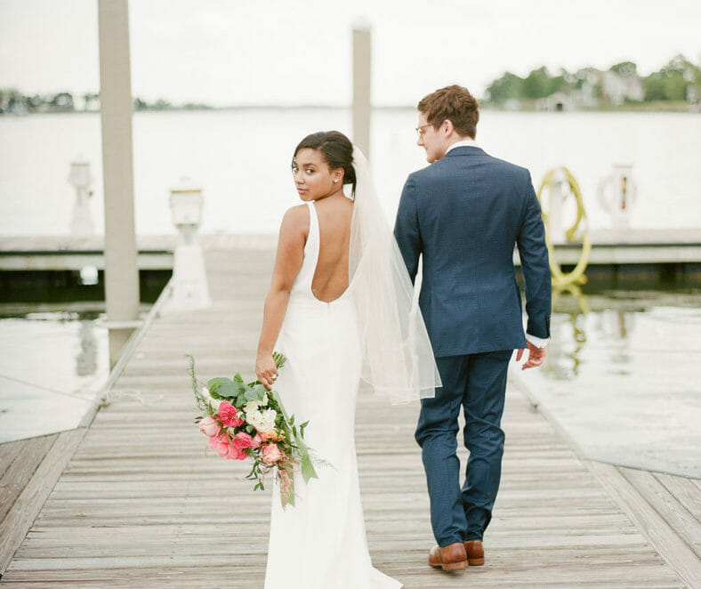 Waterfront Weddings in VA | Tides Inn