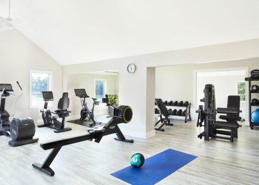 Tides Inn Fitness Center